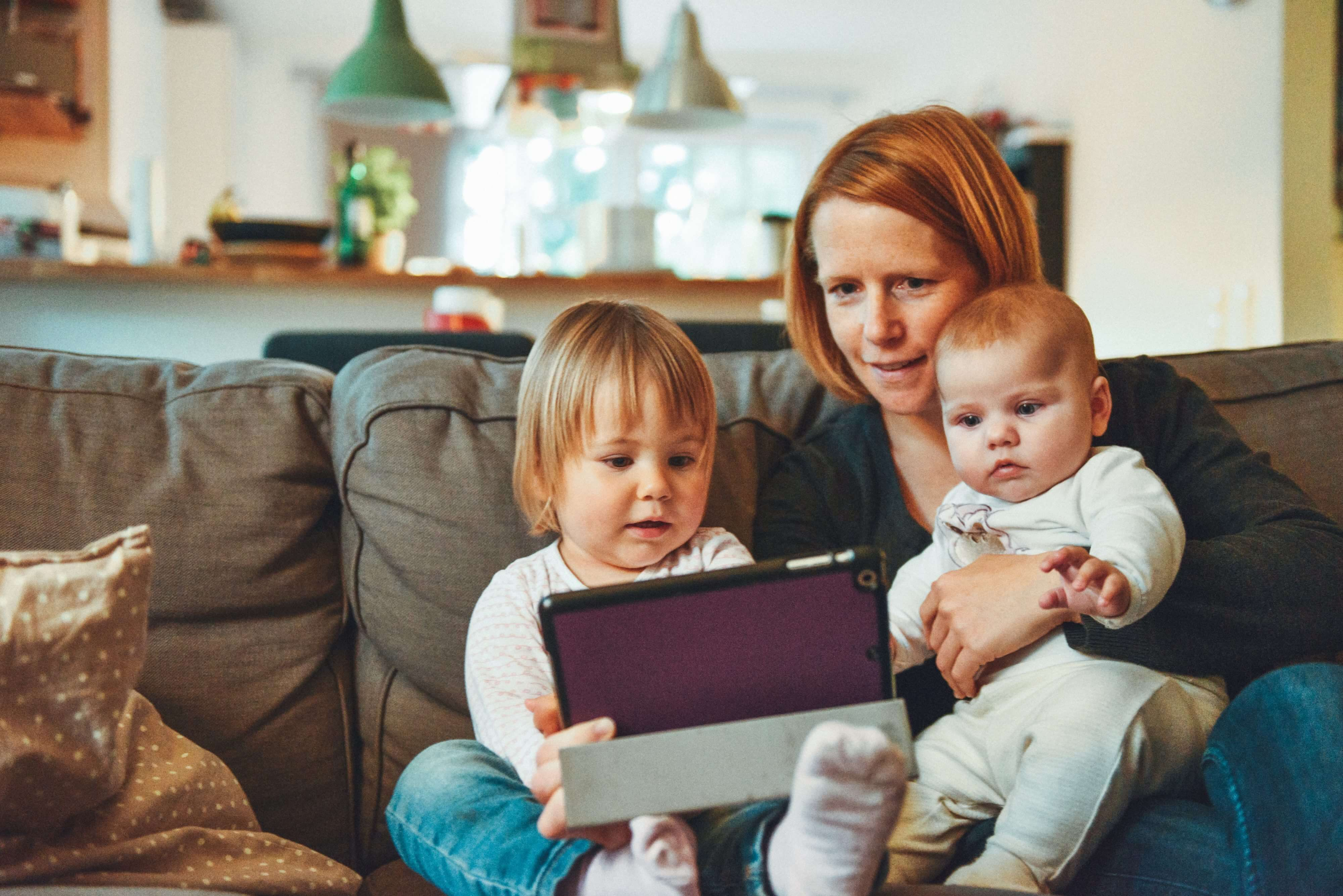 Mediebruk og teknologi (E4 kristen barneoppdragelse)